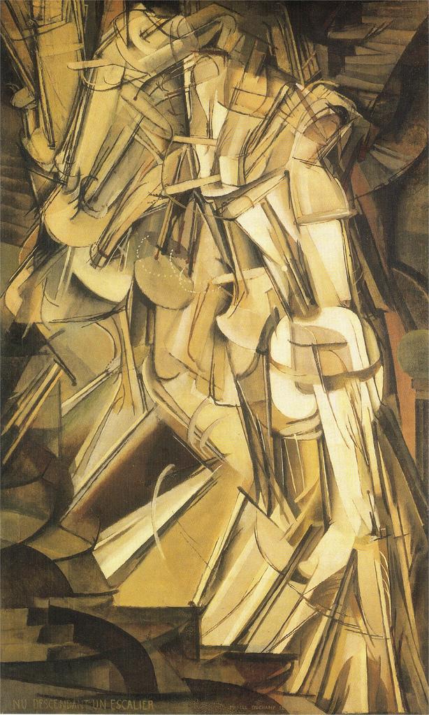 Beroemdste kunstwerken van Marcel Duchamp