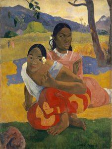 Nafea faa ipoipo / Wanneer ga je trouwen? (1892) - Paul Gauguin