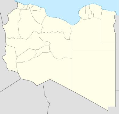 Al-Kufrah, Libië