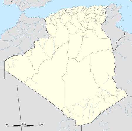 Droogste gebieden op aarde: Aoulef, Algerije