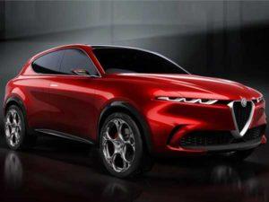 Electric Alfa Romeo tonale