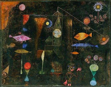 Fisch Magie (1925) - Paul Klee