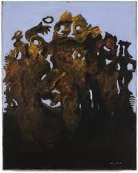 La famille nombreuse (1926) - Max Ernst