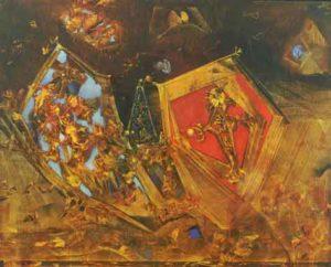 Mundus est Fabula (1959) - Max Ernst