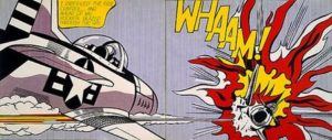 Whaam! (1963) - Roy Lichtenstein
