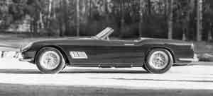 1958 Ferrari 250 GT Long Wheelbase California Spider