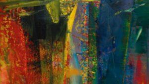 Abstraktes Bild (1986) - Gerhard Richter