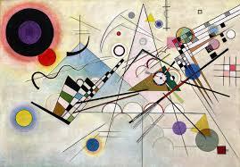 Composition VIII (1923) - Wassily Kandinsky