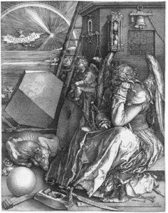 Melencolia I (1514) - Albrecht Dürer