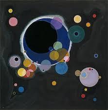 Several Circles (1926) - Wassily Kandinsky<