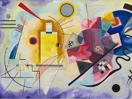 Yellow-Red-Blue (1925) - Wassily Kandinsky