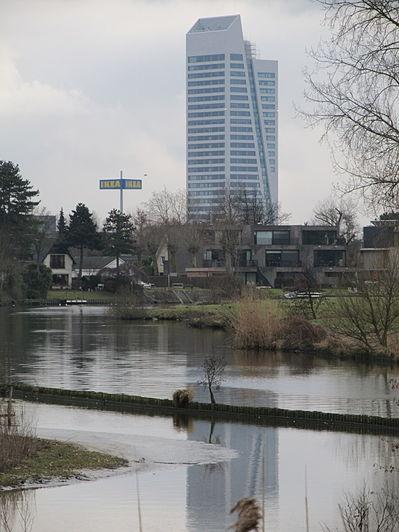 KBC Arteveldetoren in Gent (2012)