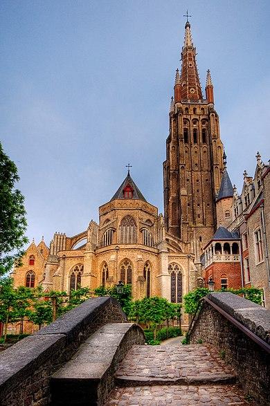 Onze-Lieve-Vrouwekerk Brugge