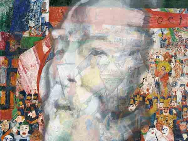 Beroemdste schilderijen van James Ensor – Prachtige werken van Ensor