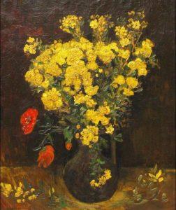Stilleven met viscaria (1887) - Vincent van Gogh