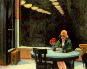 Automat (1927) - Edward Hopper