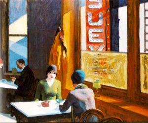 Chop Suey (1929) - Edward Hopper