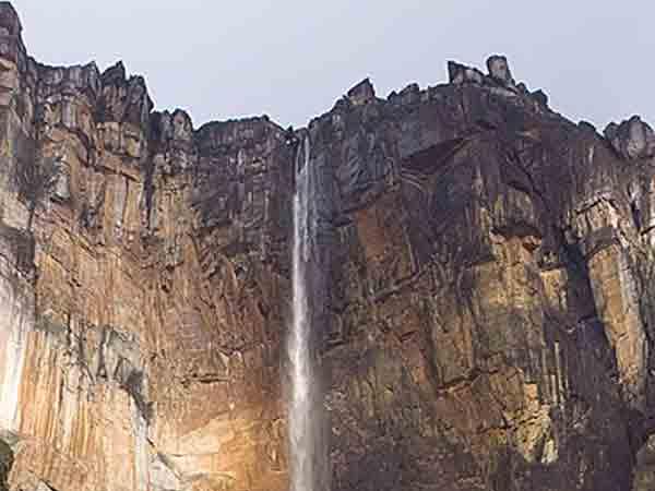 Hoogste watervallen ter wereld – De top 10 allerhoogste