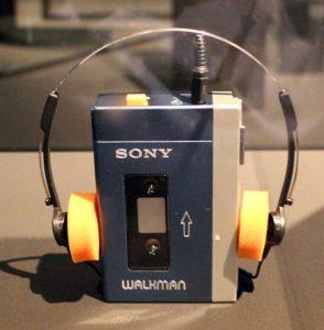 Sony Walkman TPS-L2 - Norio Ohga