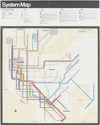 NYC Subway Map - Unimark
