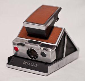 SX-70 Instant Camera