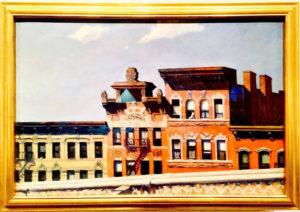 From Williamsburg Bridge (1928) - Edward Hopper