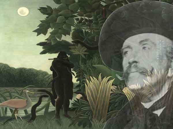 Beroemdste schilderijen van Henri Rousseau
