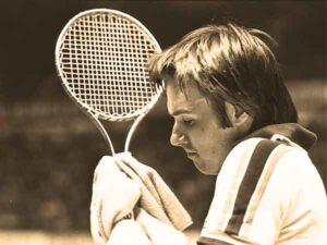 Tennissers die de meeste wedstrijden wonnen