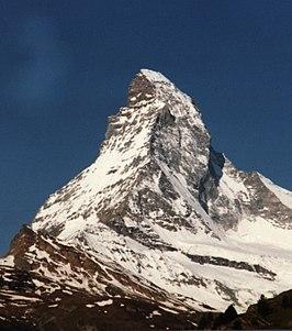 Matterhorn Oostzijde