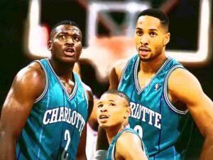 Kleinste basketballers aller tijden in de NBA  Tyrone 'Muggsy' Bogues