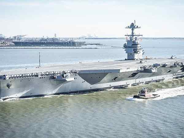 Grootste vliegdekschepen ter wereld – De top 10