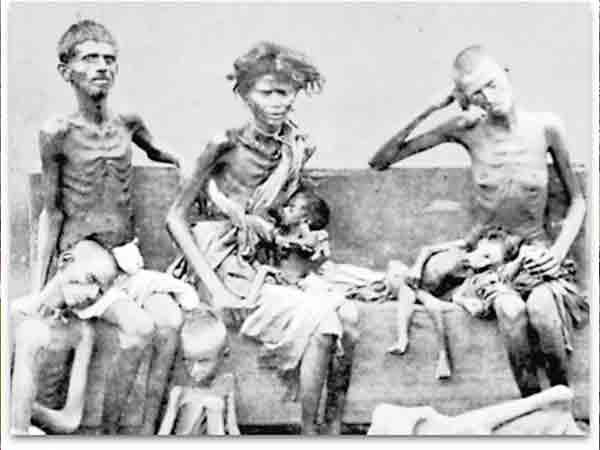 Hongersnoden met de meeste doden – Een top 10