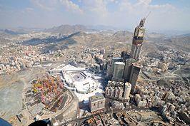 Abraj Al Bait-toren - Mekka