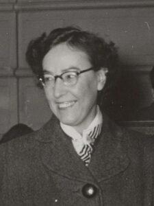 Anna Blaman in 1955