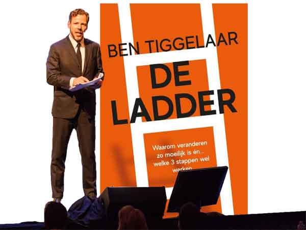 Ben Tiggelaar – De ladder: samenvatting
