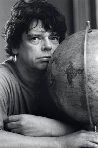 Büch in 1994 (Foto Michiel Hendryckx)