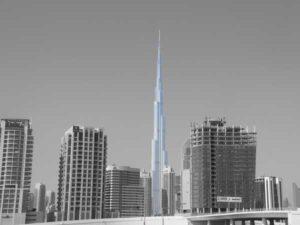 Hoogste gebouwen ter wereld 2020 - Burj Khalifa – Dubai