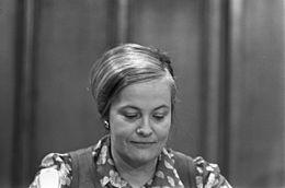 Hella Haasse in 1970