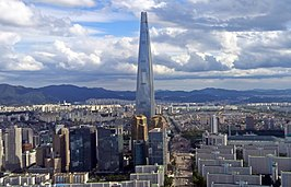 Greenland Square Zifeng Tower - Nanking