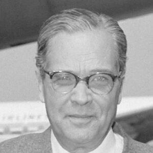 Nicolaas Debrot in 1963