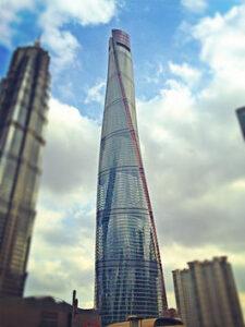 Shanghai Tower - Shanghai