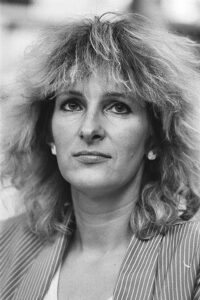 Tessa de Loo in 1983