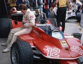 Villeneuve, Imola, 1979