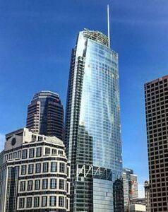 Wilshire Grand Center, Los Angeles