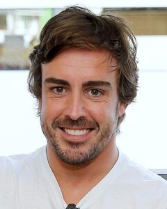 Alonso in 2016