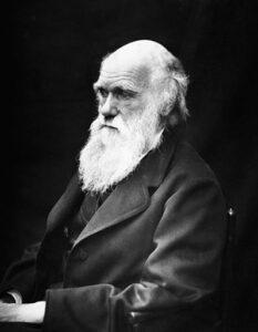 Charles Darwin in 1869