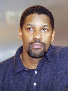 Denzel Washington in 2000