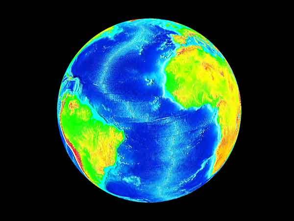 Wat is de diepste oceaan ter wereld? Top 10