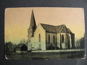 Oude Kerk omstreeks 1905