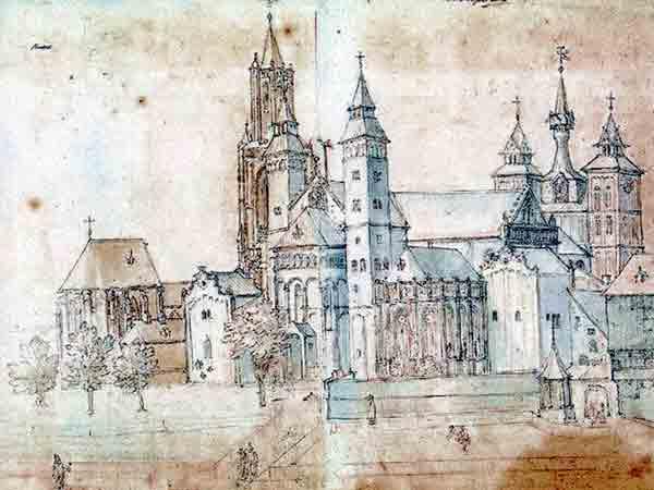 Oudste kerken van Nederland –  De top 100